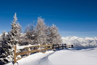 Aktiver Winterurlaub in Oberperfuss